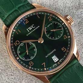 IWC 時計の紹介 オリジナル52010 ムーブメントデコレーション適用
