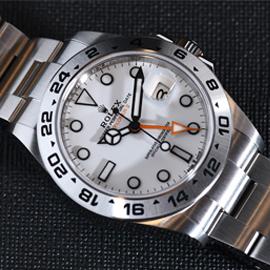 スーパーコピー時計ロレックス エクスプローラー M226570,Cal.3285ムーブメント搭載!